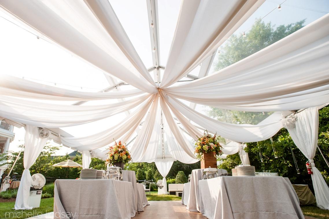 Esküvői sátor bérlés